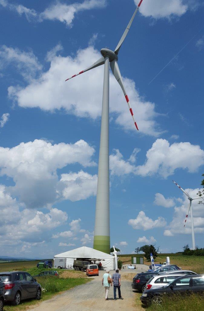 Sigleß wind farm