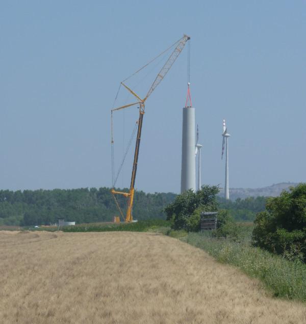 Neuhof IIII wind farm